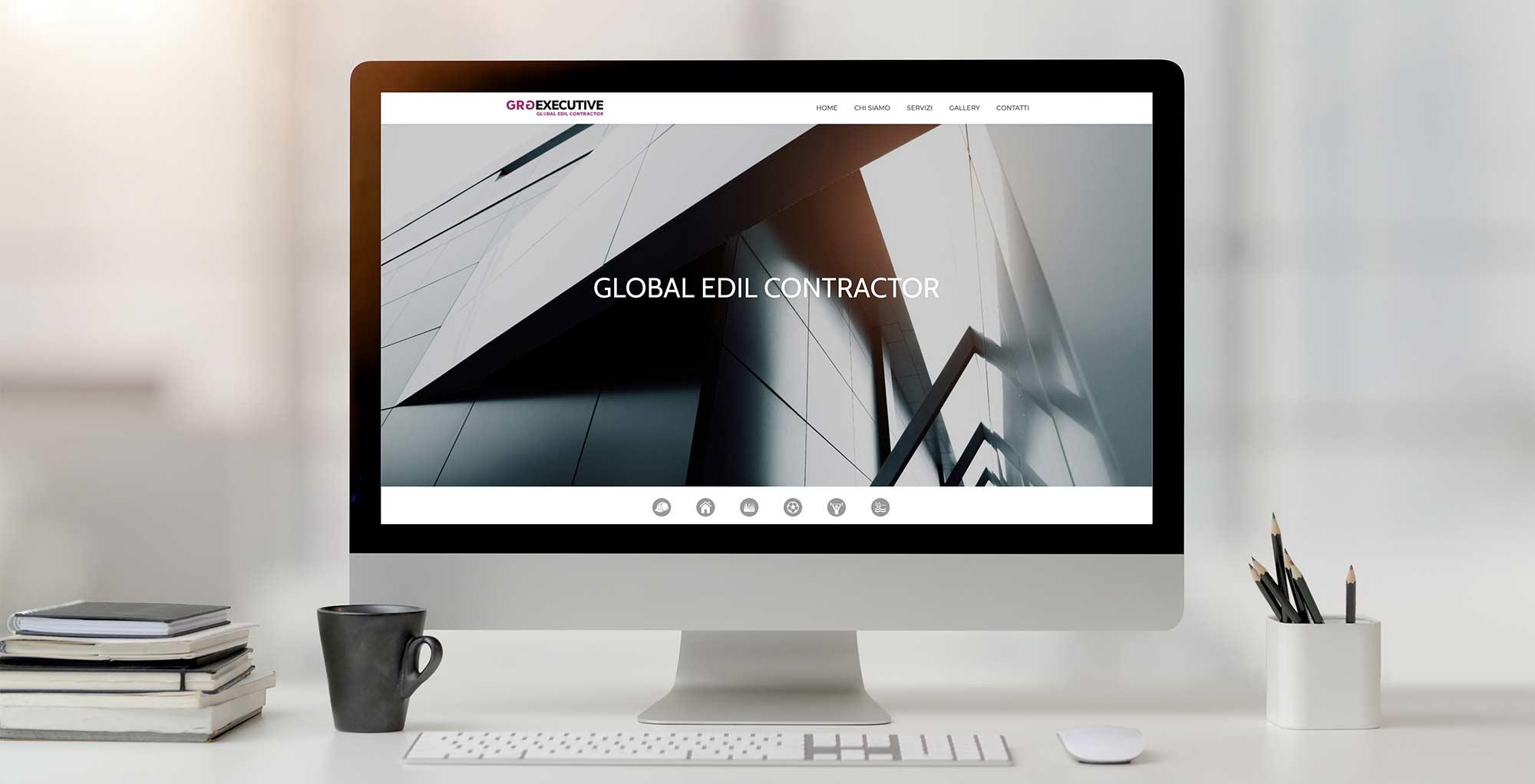 GRG Executive sito internet